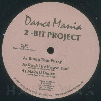 Cover art - 2-Bit Project: 2-Bit Project EP