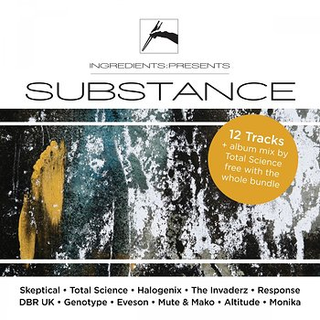 Cover art - Various Artists: Substance
