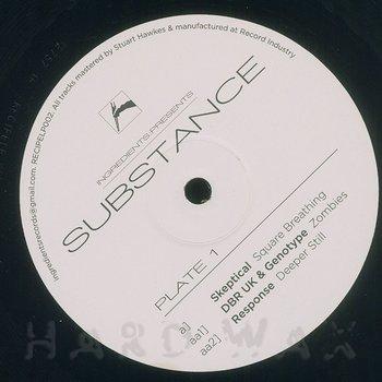 Cover art - Various Artists: Substance