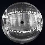 Cover art - Ersatz Olfolks: Raw EP