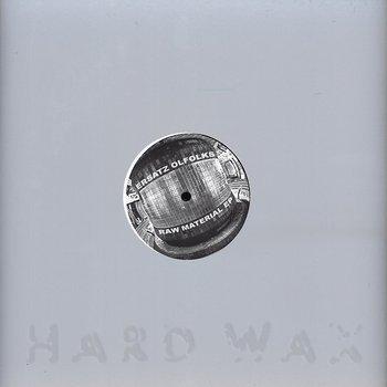 Cover art - Ersatz Olfolks: Raw EP
