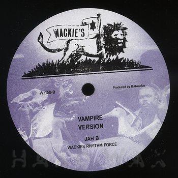 Cover art - Jah B: Vampire