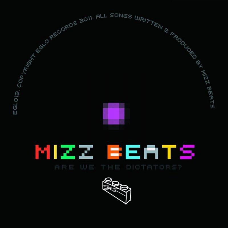 Cover art - Mizz Beats: Are We The Dictators?