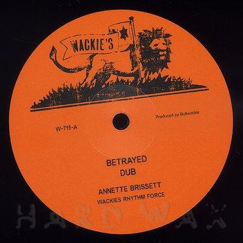 Cover art - Annette Brissett: Betrayed