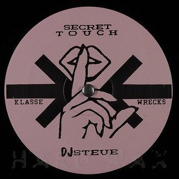 Cover art - DJ Steve: Secret Touch