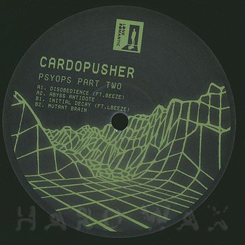 Cover art - Cardopusher: Psyops - Part Two
