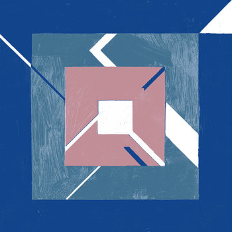 Cover art - Daniel Thorne: Lines of Sight
