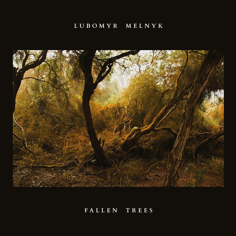 Cover art - Lubomyr Melnyk: Fallen Trees