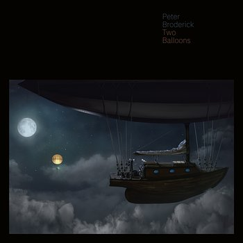 Cover art - Peter Broderick: Two Balloons