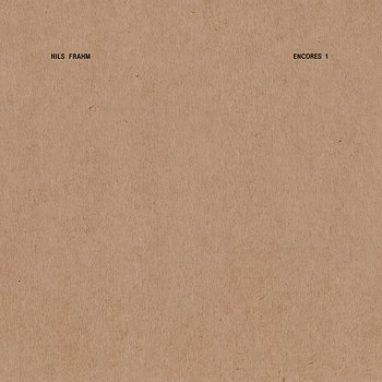 Cover art - Nils Frahm: Encores 1