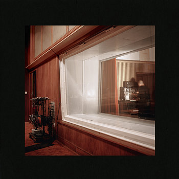 Cover art - Nils Frahm: All Melody