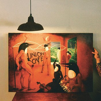 Cover art - Penguin Cafe Orchestra: Union Cafe