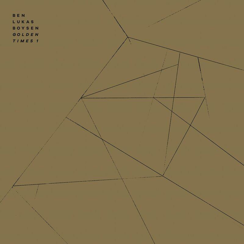 Cover art - Ben Lukas Boysen: Golden Times 1