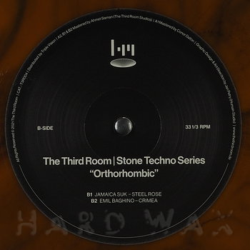 Cover art - Various Artists: Stone Techno Series - Orthorhombic EP