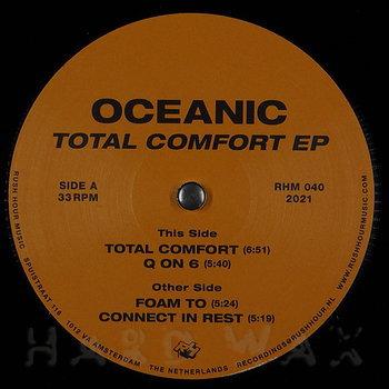 Cover art - Oceanic: Total Comfort