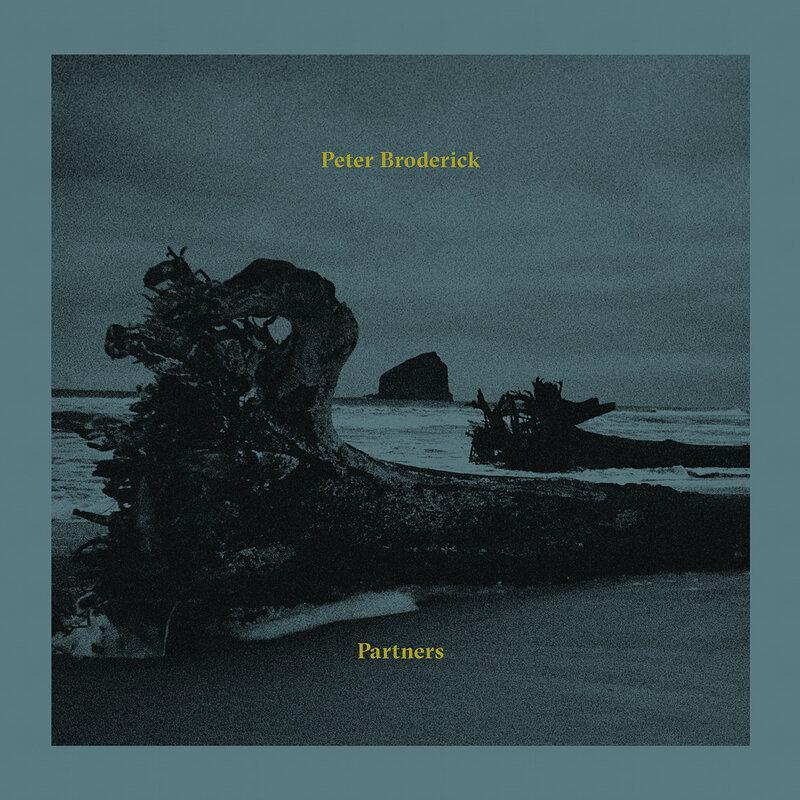 Cover art - Peter Broderick: Partners