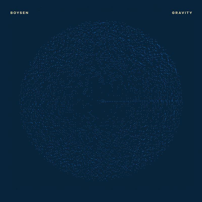 Cover art - Ben Lukas Boysen: Gravity