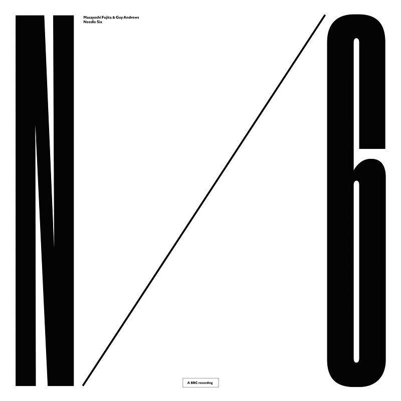 Cover art - Masayoshi Fujita & Guy Andrews: Needle Six