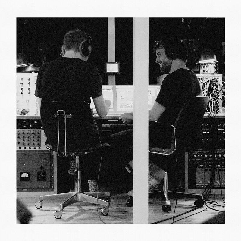 Cover art - Ólafur Arnalds & Nils Frahm: Trance Frendz