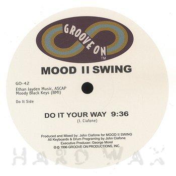 Cover art - Mood II Swing: Do It Your Way