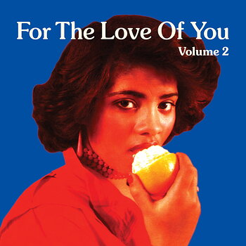 Cover art - Various Artists: For The Love Of You, Vol. 2
