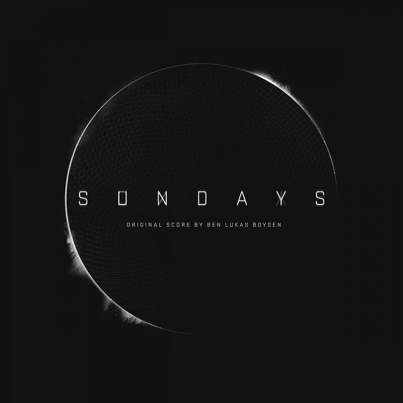 Cover art - Ben Lukas Boysen: Sundays (Original Score)