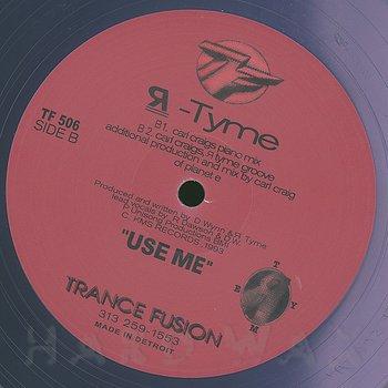Cover art - R-Tyme: Use Me