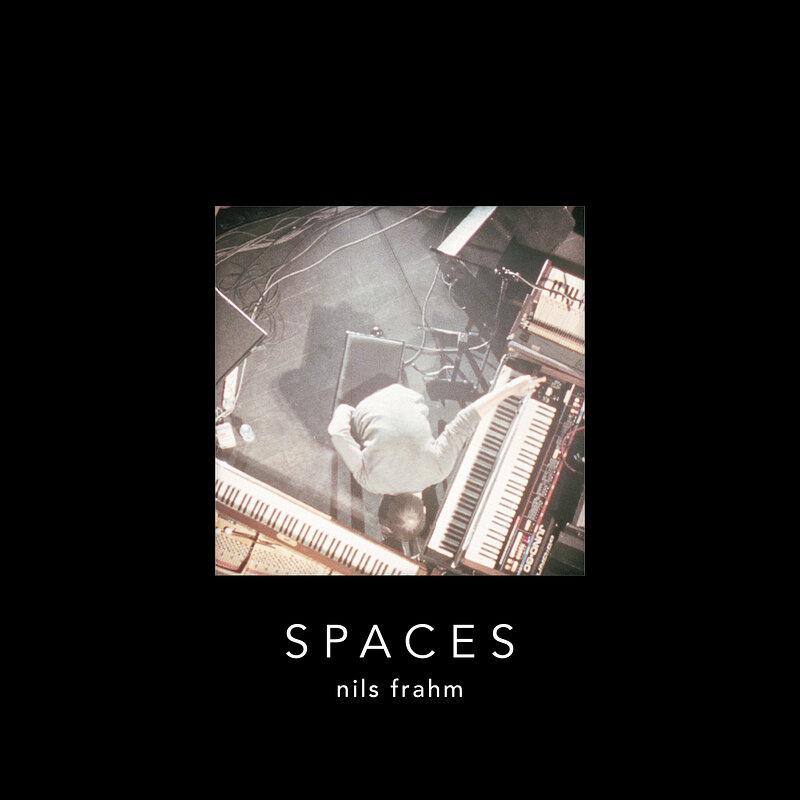 Cover art - Nils Frahm: Spaces