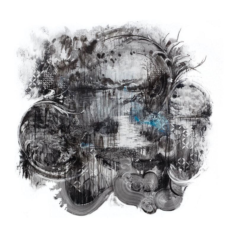 Cover art - Lubomyr Melnyk: Corollaries