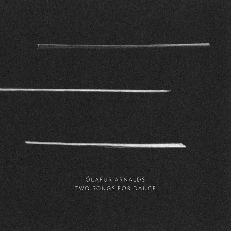 Cover art - Ólafur Arnalds: Two Songs for Dance