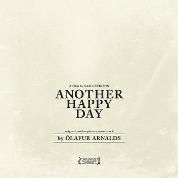 Cover art - Ólafur Arnalds: Another Happy Day (Original Motion Picture Soundtrack)
