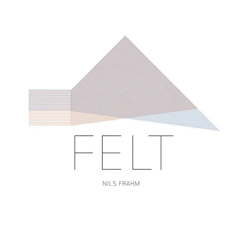 Cover art - Nils Frahm: Felt