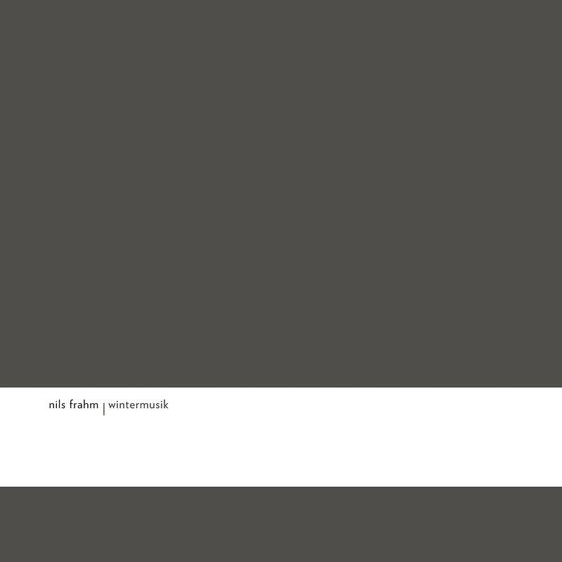 Cover art - Nils Frahm: Wintermusik