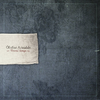 Cover art - Ólafur Arnalds: Found Songs