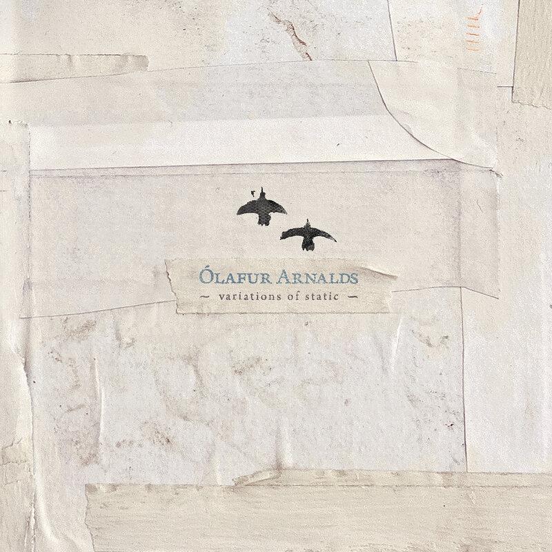 Cover art - Ólafur Arnalds: Variations of Static