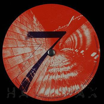 Cover art - Tim Jackiw: Vanishing Point EP