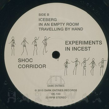 Cover art - Shoc Corridor: Experiments In Incest