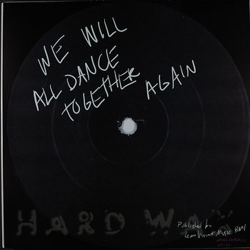 Cover art - Levon Vincent: We Will Dance Together Again
