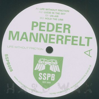 Cover art - Peder Mannerfelt: Life Without Friction