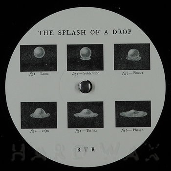 Cover art - RTR: The Splash Of A Drop
