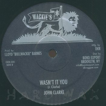 Cover art - John Clarke: Big Leg Mary