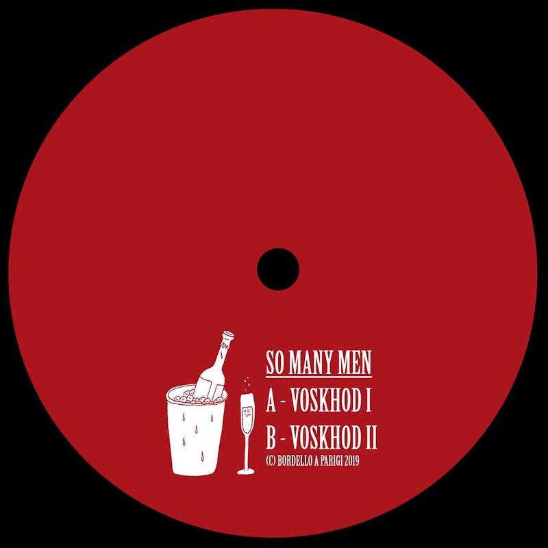 Cover art - So Many Men: Voskhod