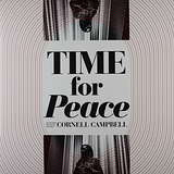 Cover art - Cornell Campbell: Time For Peace