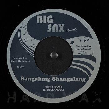 Cover art - Hippy Boys: Bangalang Shangalang