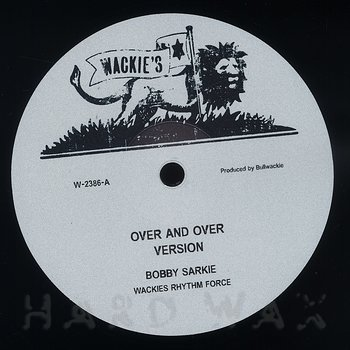 Cover art - Bobby Sarkie: Over And Over