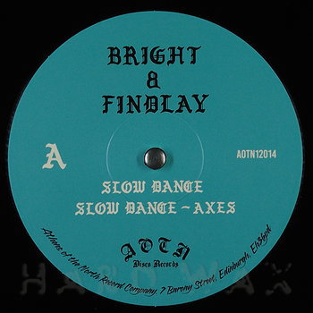 Cover art - Bright & Findlay: Slow Dance