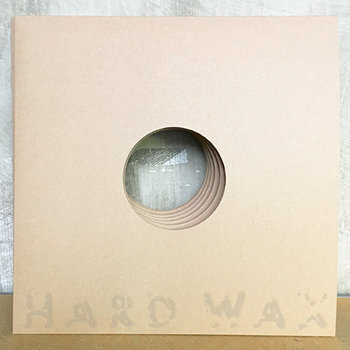 """Cover art - 10x Generic 12"""" Cover: Brown, w/ hole"""