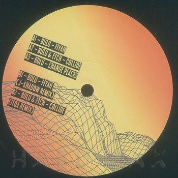 Cover art - Bulu: Fiyah EP