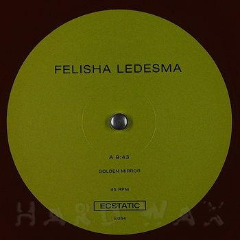 Cover art - Felisha Ledesma: Fringe