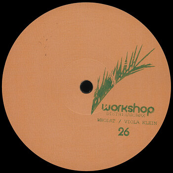 Cover art - Whodat / Viola Klein: Workshop 26